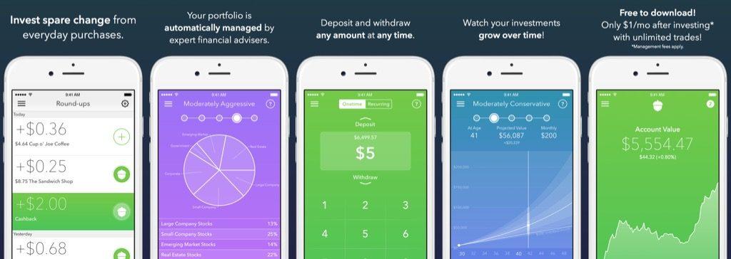 Understanding Acorns the micro-investing app