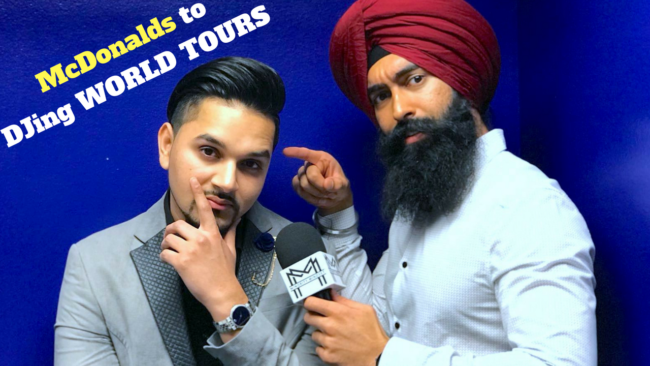 dj ice aman singh interviews on Minority Mindset