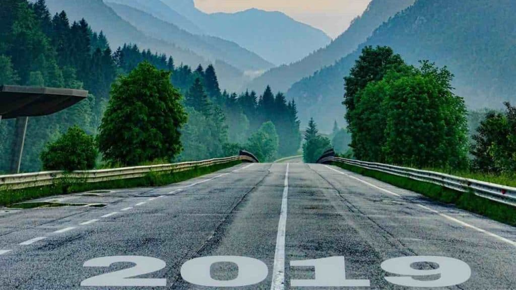 2019 road