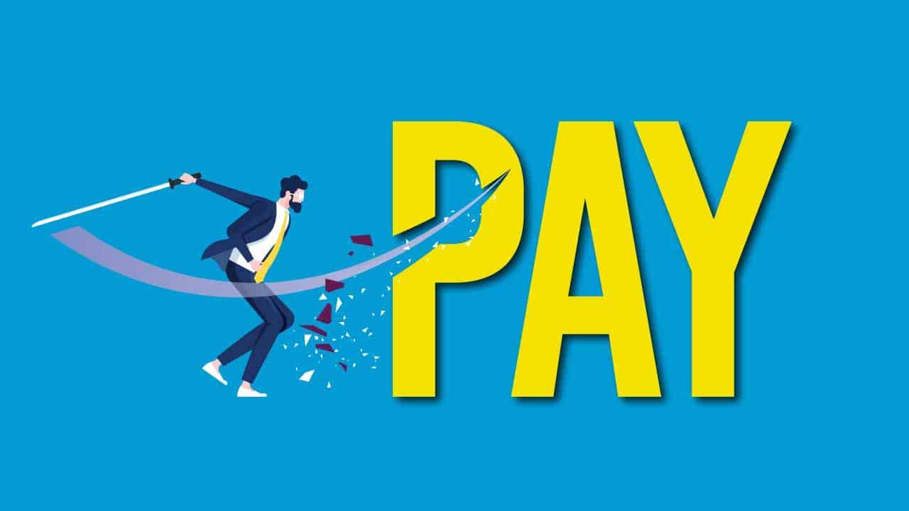 Pay cuts