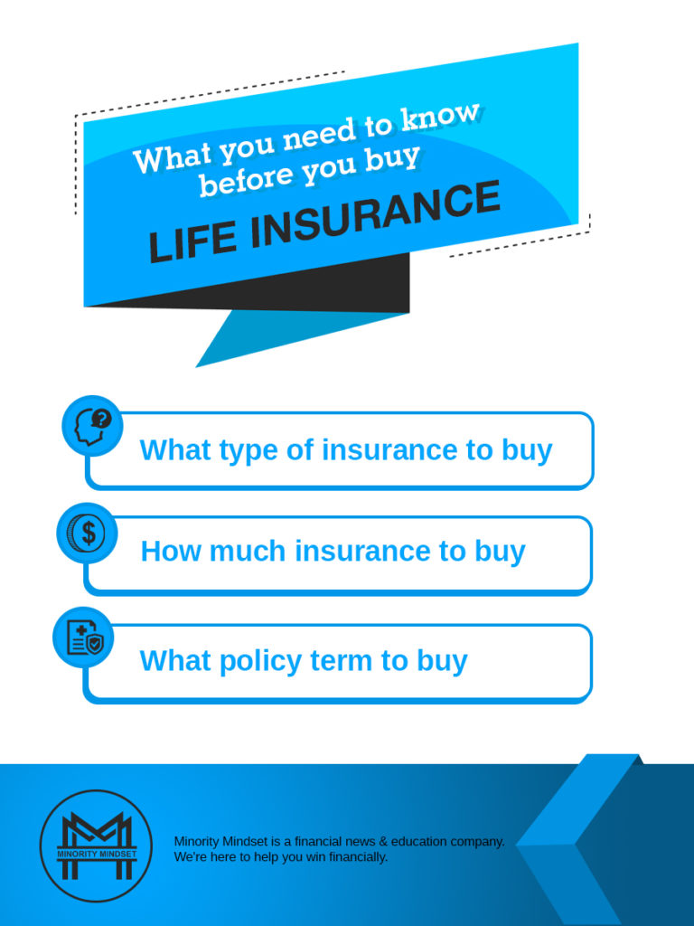 What you need to know before you buy life insurance
