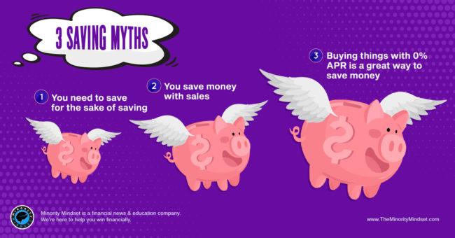 Three Saving Myths