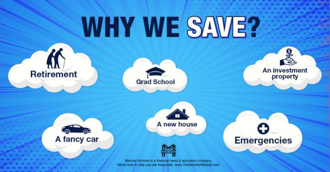 Why We Save