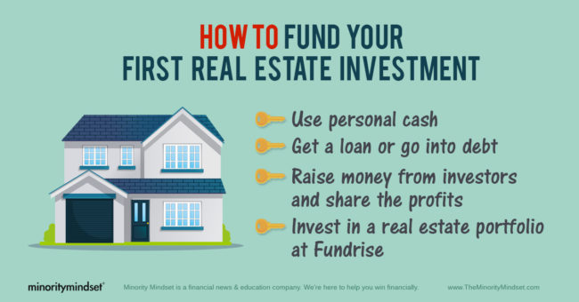 How To Fund Your First Real Estate Investment