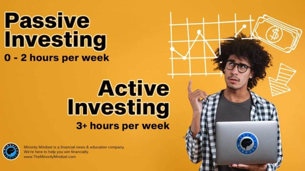 artwork 5 - passive and active investing